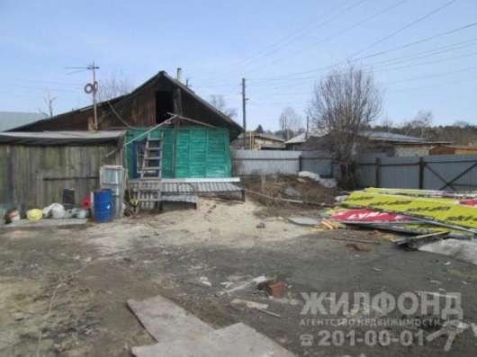 дом, Новосибирск, Лужниковская, 47 кв.м.
