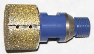 Фреза пальчиковая M0913 D45x30 1/2GAS мрамор