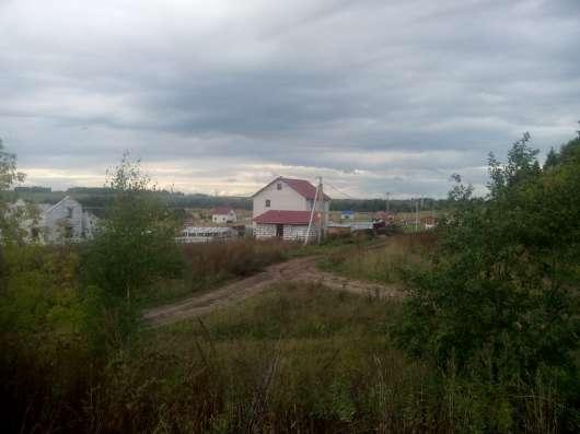 Зем. участок 10 соток, ИЖС, в Талашкино