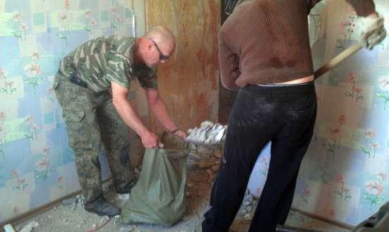 Услуги грузчиков • Грузоперевозки • Вывоз мусора • Демонтаж в Смоленске Фото 2