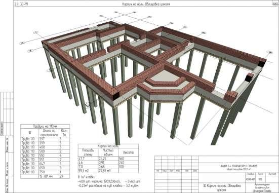 Проекты домов, коттеджей готовые и под заказ в г. Кумертау Фото 4