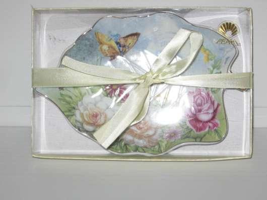 Подарок-тарелка  20х14см