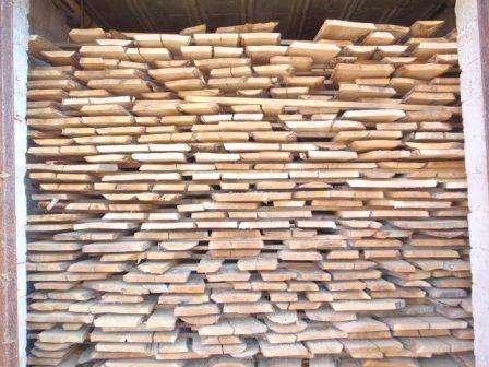 Доска дубовая, сухая, влажность 6-8%, необрезная в Краснодаре Фото 1