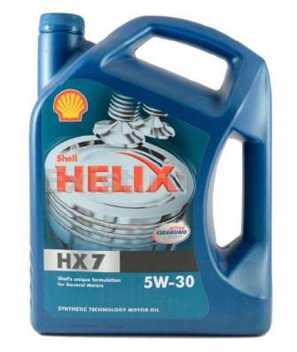 Масло моторное Shell Helix HX710W40 полусинтетика 4литра
