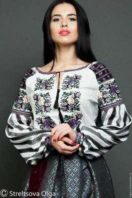 Продаю вишитие платья и рубашки делаю дизайни для машинной в в г. Коломыя Фото 1
