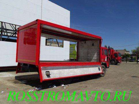 Качественный ремонт фургонов любой конструкции в Челябинске Фото 4