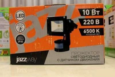 Сенсорный прожектор Jazzway 10W PFL в г. Петропавловск-Камчатский Фото 1