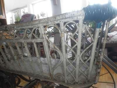 Старинная коляска в Москве Фото 4