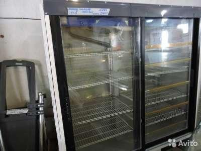 торговое оборудование Холодильный шкаф 1400 лит