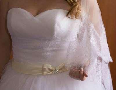 Продаю свадебное платье)Энгельс Фото 1