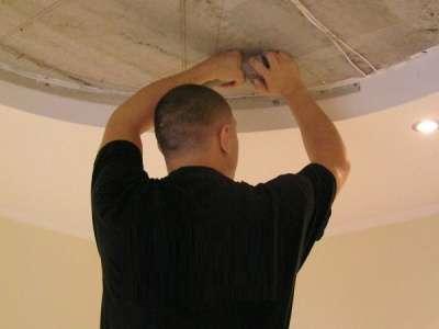 Установка подвесного потолка в Сочи Фото 4