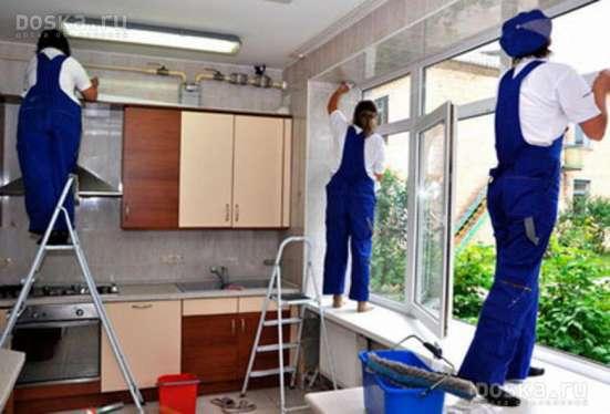 Уборка всех видов помещений, химчистка ковров и мебели