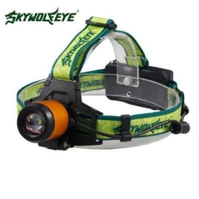 Налобный фонарь Skywolfeye с зумом