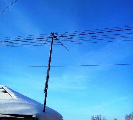 Установка Ремонт антенн частные дом и дачи Новосибирск Фото 5