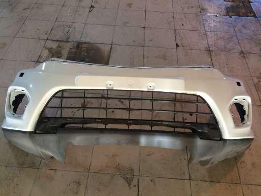 Бампер на Mitsubishi L200