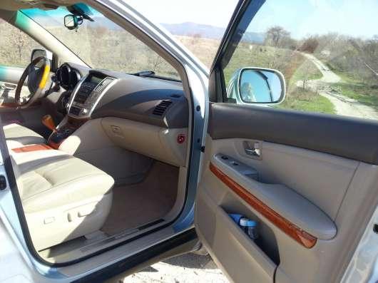 Продажа авто, Lexus, RX, Автомат с пробегом 174000 км, в Геленджике Фото 4