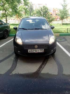 Продажа авто, Fiat, Punto, Робот с пробегом 220000 км, в Москве Фото 1