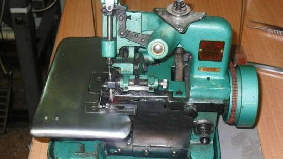 Промышленные машины и оверлоки