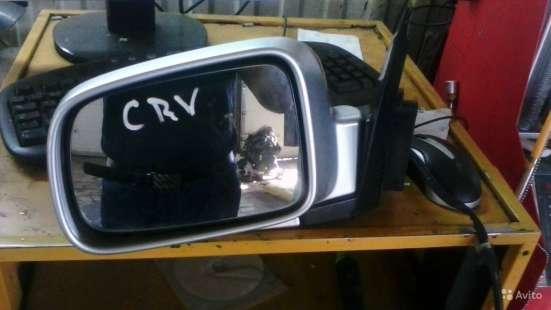 Зеркало левое Honda CRV