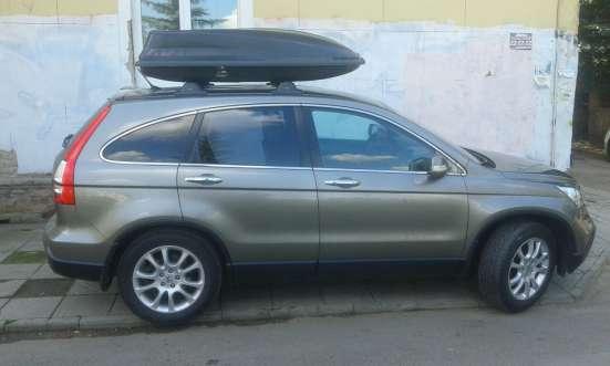 Автобокс, багажный бокс на крышу Atlant Sport 431
