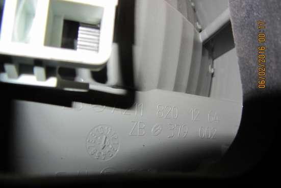 Фонарь задний правый наружный Mersedes W211