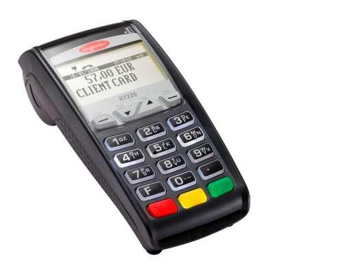 Банковский платежный терминал Ingenico ICT220