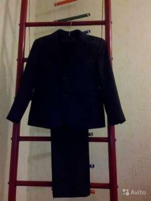 Школьный костюм р.134