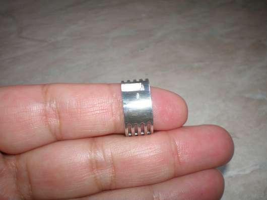 Авторское серебряное кольцо с раухтопазом в г. Харьков Фото 3