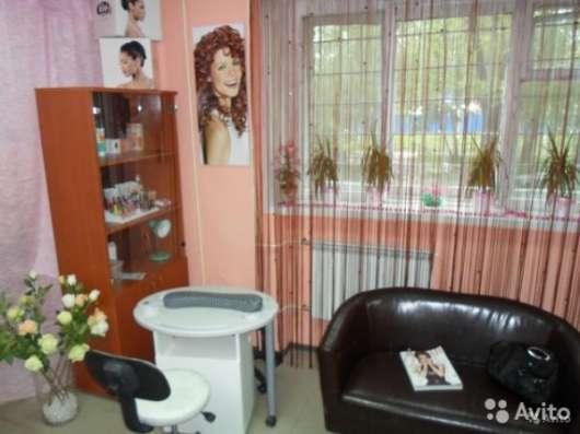 салон-парикмахерскую
