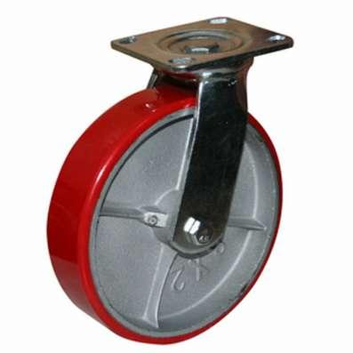 Колеса для промышленных тележек и оборудования