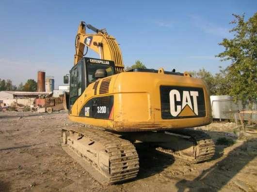 Гусеничный экскаватор CAT 320D, 1 м3, х2 шт.