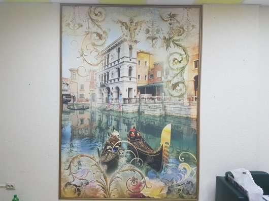 """Фреска на стену """" Венеция """""""