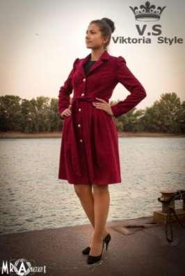 Эксклюзивная коллекция осенних пальто от Viktoria Style в Москве Фото 3