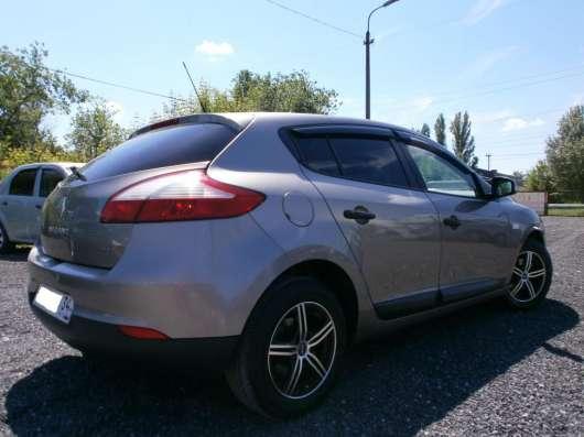 Продажа авто, Renault, Megane, Механика с пробегом 117000 км, в Волжский Фото 3