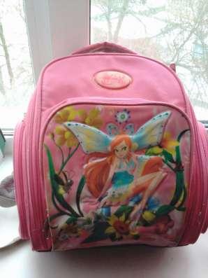 Рюкзак школьный для девочьки