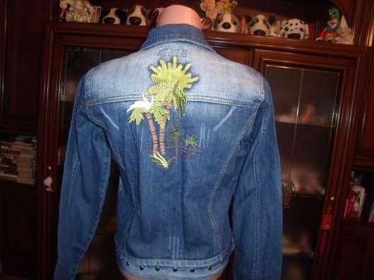 Джинсовый костюм Bicstar Jeans р.42-44 новый в Санкт-Петербурге Фото 4