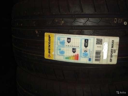 Новые 285/35ZR19 Sport Maxx GT шины дунлоп