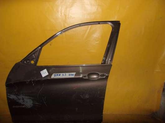 Дверь левая передняя на BMW F25 б.у.