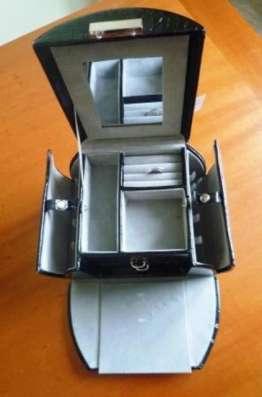 Чемоданчик для бижутерии и ювелирных украшений в Москве Фото 2