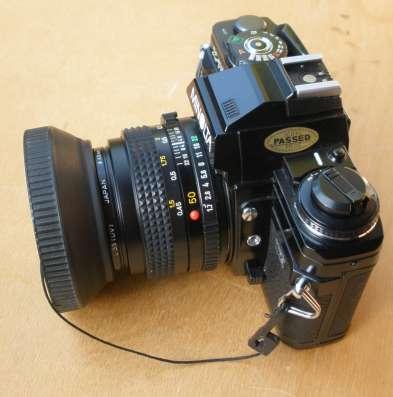 Пленочный зеркальный фотоаппарат Minolta X-700 в Пензе Фото 4