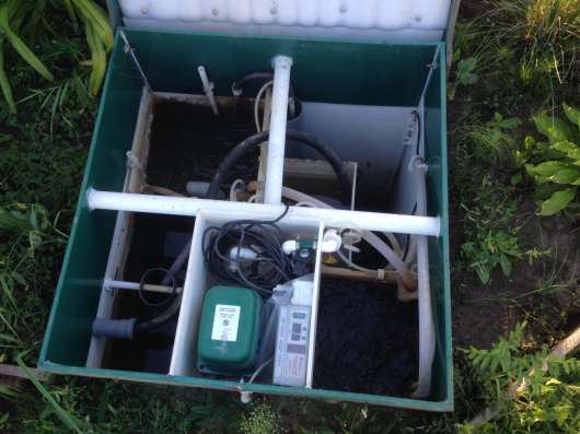 Отопление, канализация, водопровод, дренаж участка