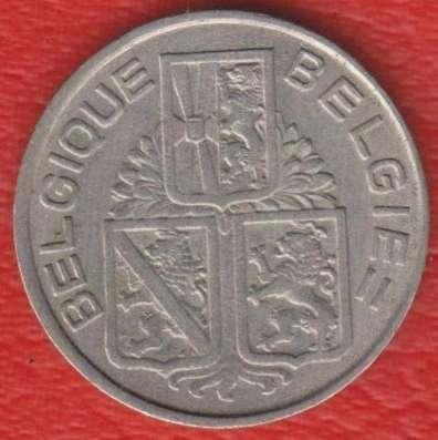 Бельгия 1 франк 1939 г. BELGIQUE