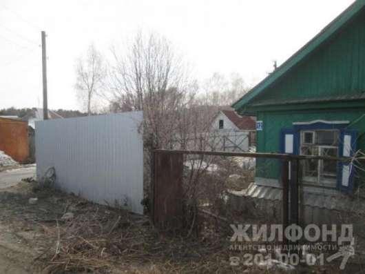 дом, Новосибирск, Лужниковская, 47 кв.м. Фото 4