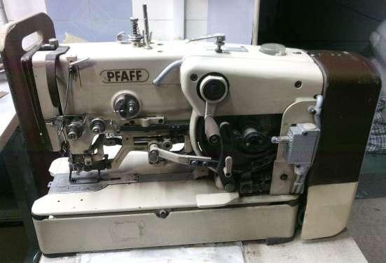 Швейная машина петельная pfaff 3116