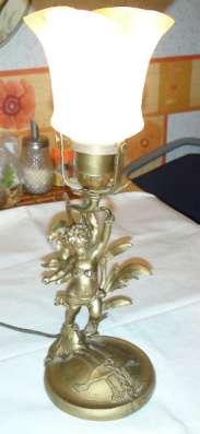Лампа старинная в Санкт-Петербурге Фото 2