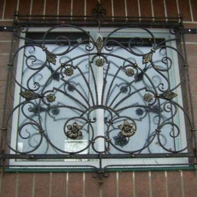 Изготовление кованных , дверей, решёток в г. Самара Фото 1