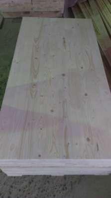 Клееный мебельный щит из ангарской сосны в Хабаровске Фото 1