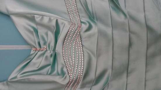 Платье берюза