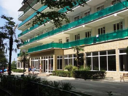 Продаю действующий пансионат отдыха в Туапсинском районе