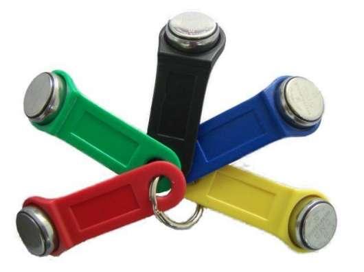 Комплект универсальных ключей для домофонов А6